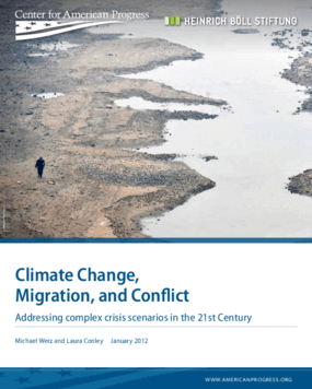 Climate Change, Migration, and Conflict: Addressing Complex Crisis Scenarios in the 21st Century