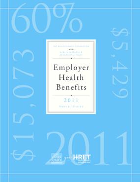 Employer Health Benefits 2011 Annual Survey