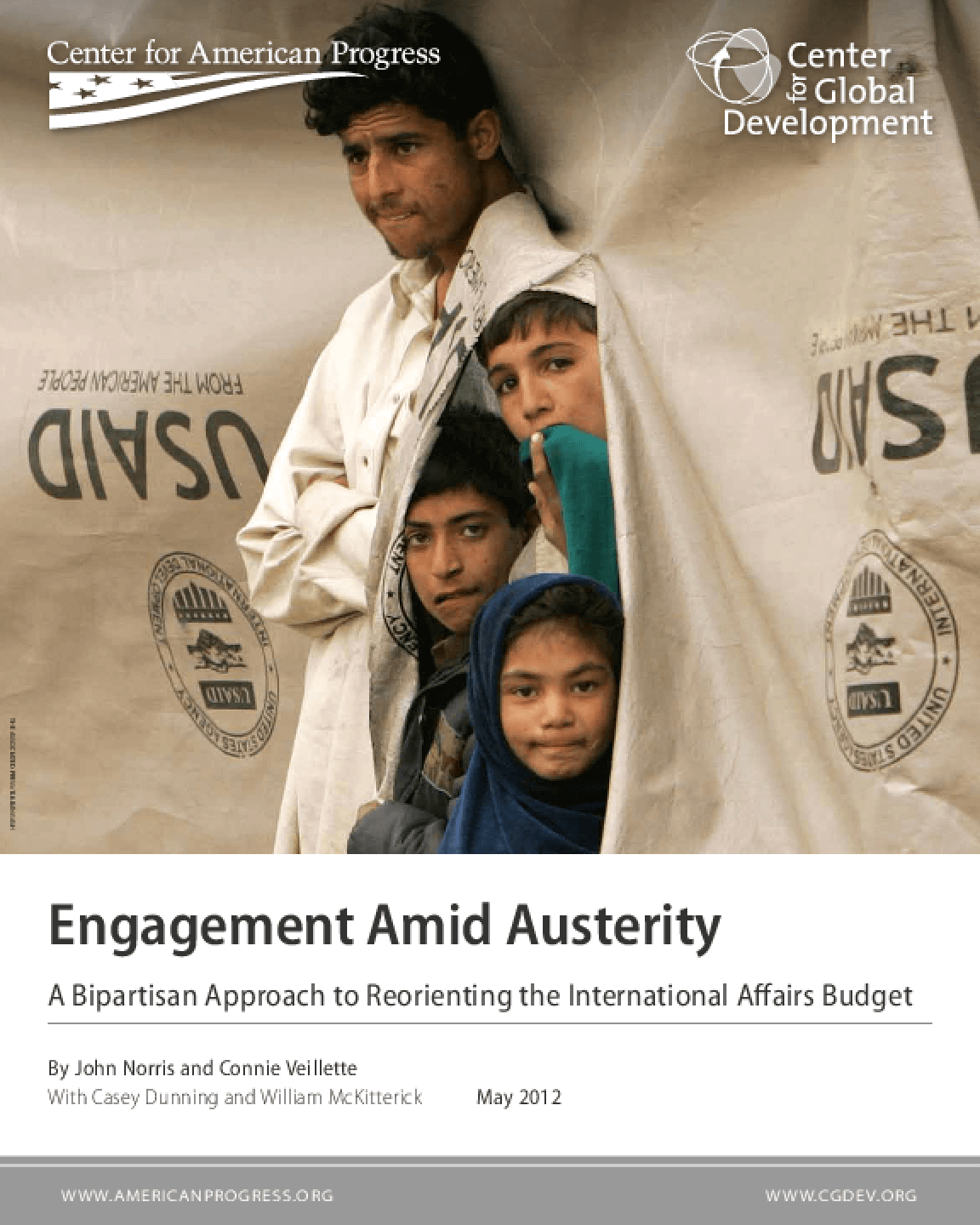 Engagement Amid Austerity: A Bipartisan Approach to Reorienting the International Affairs Budget