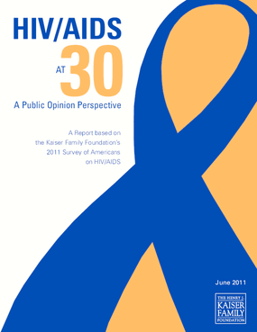 HIV/AIDS at 30: A Public Opinion Perspective