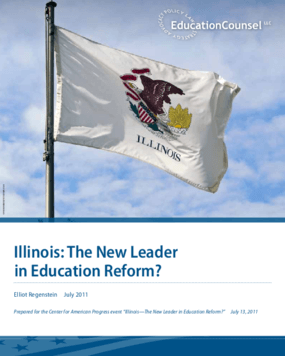 Illinois: The New Leader in Education Reform?