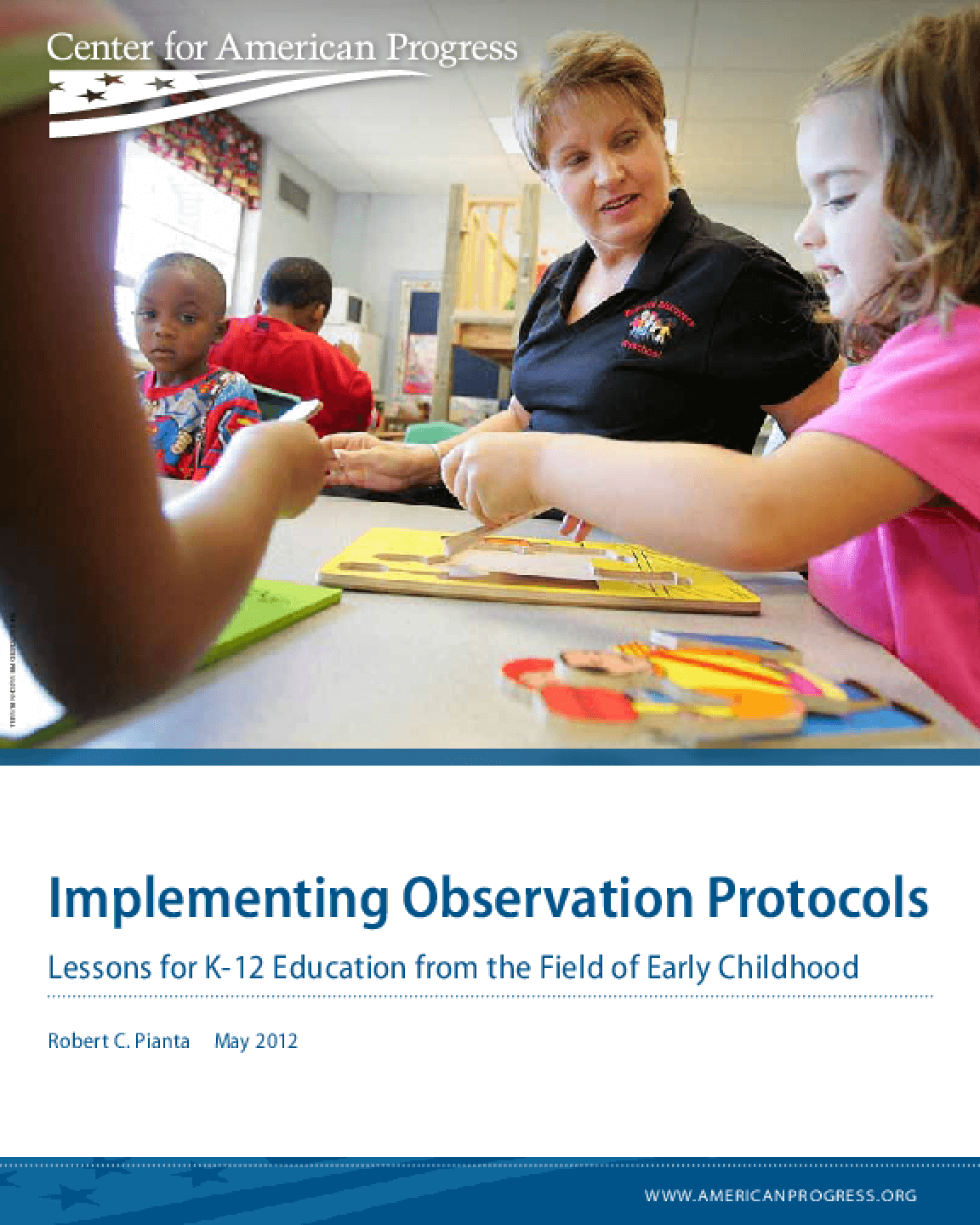 Implementing Observation Protocols: Lessons for K-12 Education From the Field of Early Childhood