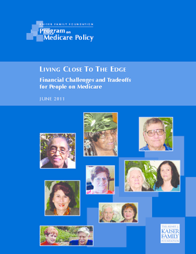 Living Close to the Edge: Financial Challenges and Tradeoffs for People on Medicare