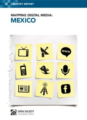 Mapping Digital Media: Mexico