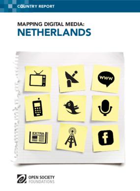 Mapping Digital Media: Netherlands