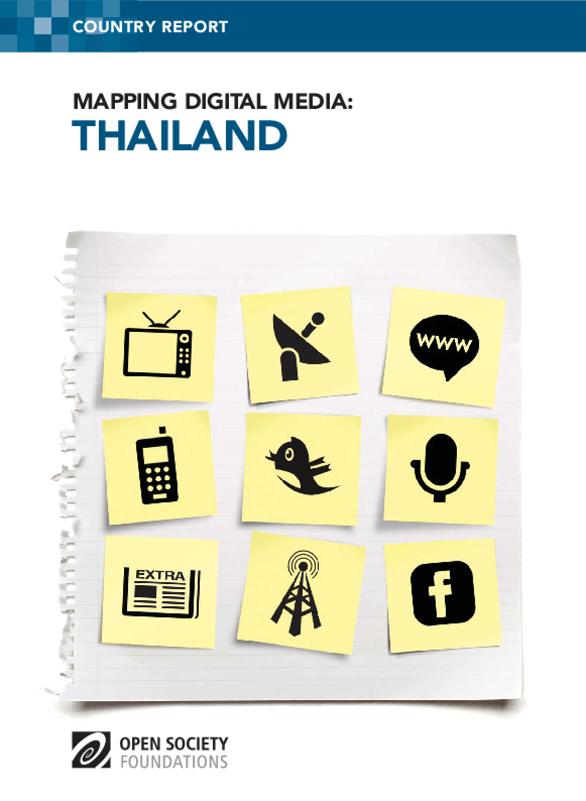 Mapping Digital Media: Thailand