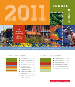 McKnight Foundation 2011 Annual Report