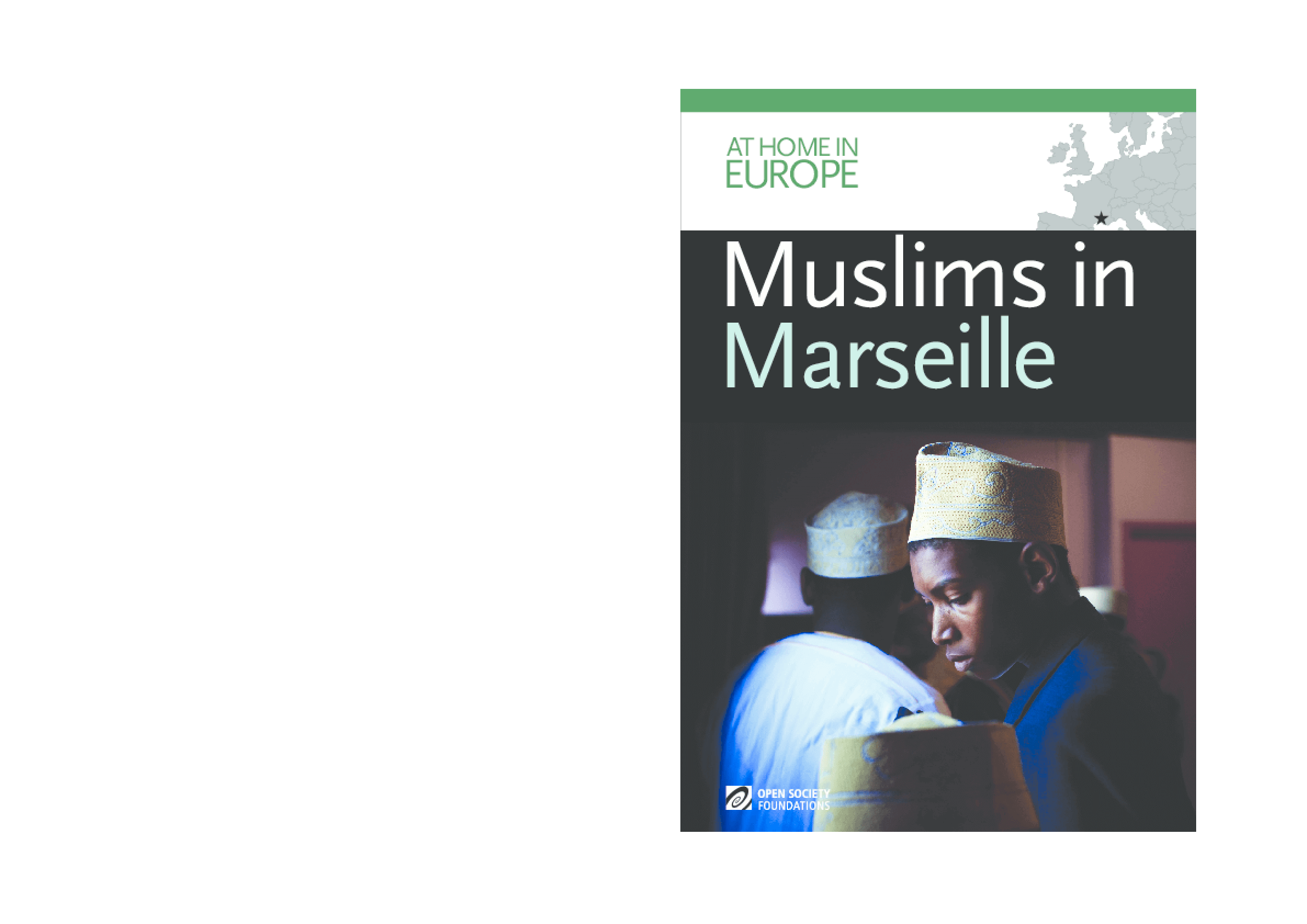Muslims in Marseille