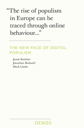 The New Face of Digital Populism