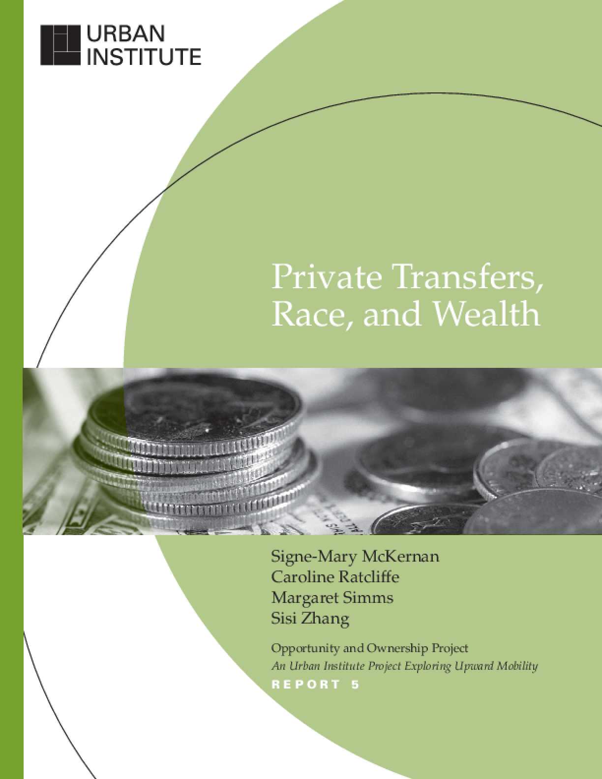 Private Transfers, Race, and Wealth