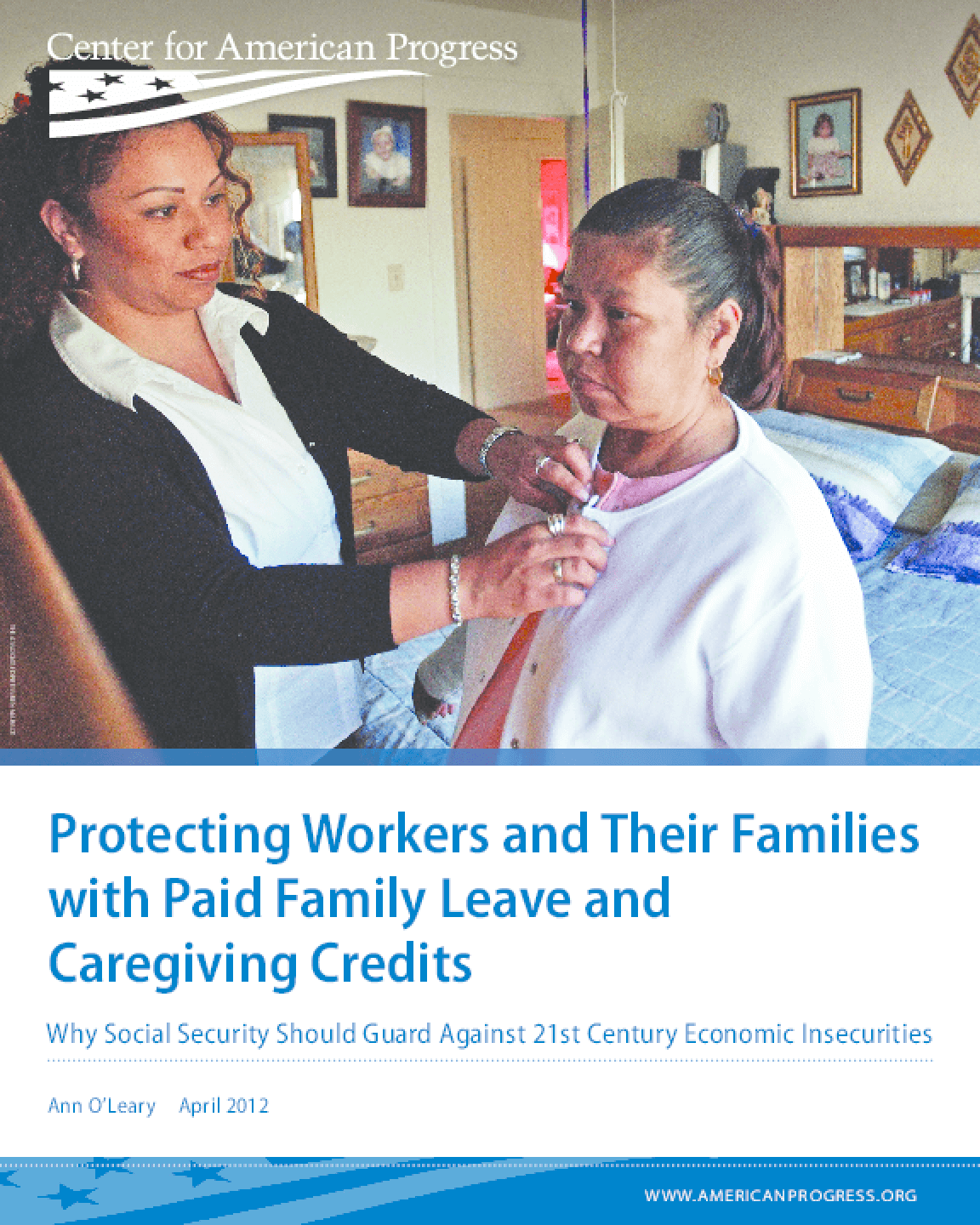 Protecting Workers and Their Families With Paid Family Leave and Caregiving Credits
