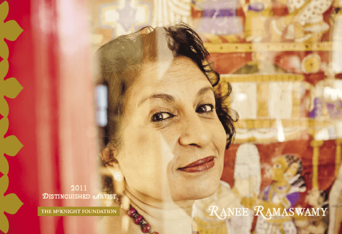 Ranee Ramaswamy: 2011 Distinguished Artist