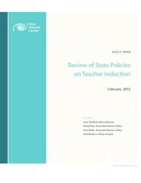 Review of State Policies on Teacher Induction