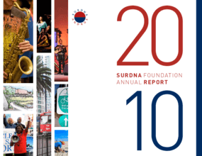 Surdna Foundation 2010 Annual Report