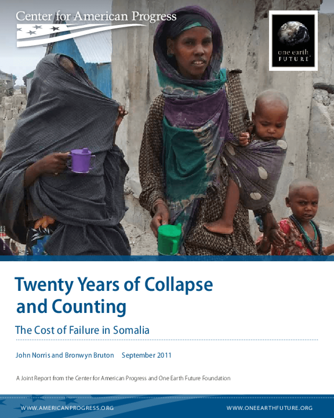 Twenty Years of Collapse and Counting: The Cost of Failure in Somalia