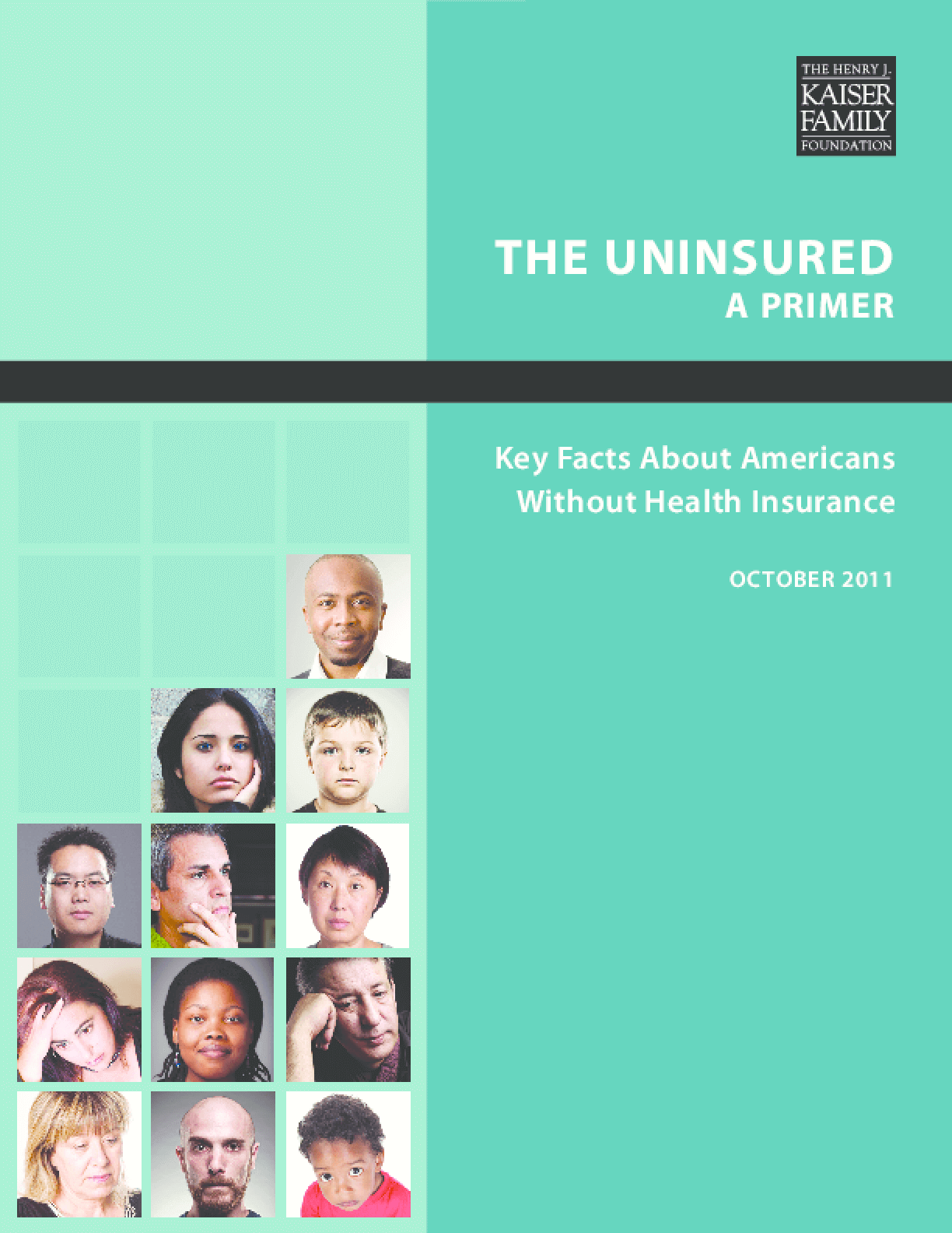 The Uninsured: A Primer 2011