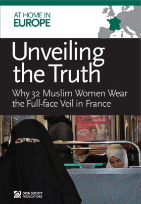 Unveiling the Truth: Why 32 Muslim Women Wear the Full-Face Veil in France