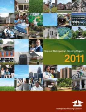 2011 State of Metropolitan Housing Report