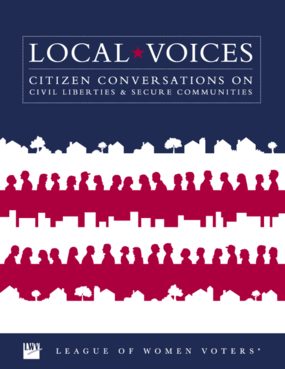 Local Voices: Citizen Conversations on Civil Liberties and Secure Communities