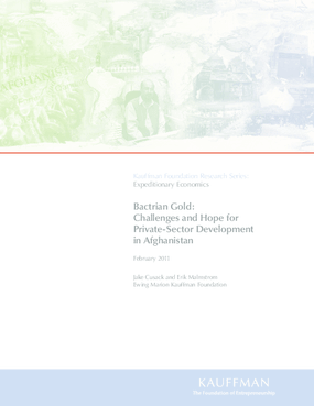 Bactrian Gold: Challenges and Hope for Private-Sector Development in Afghanistan