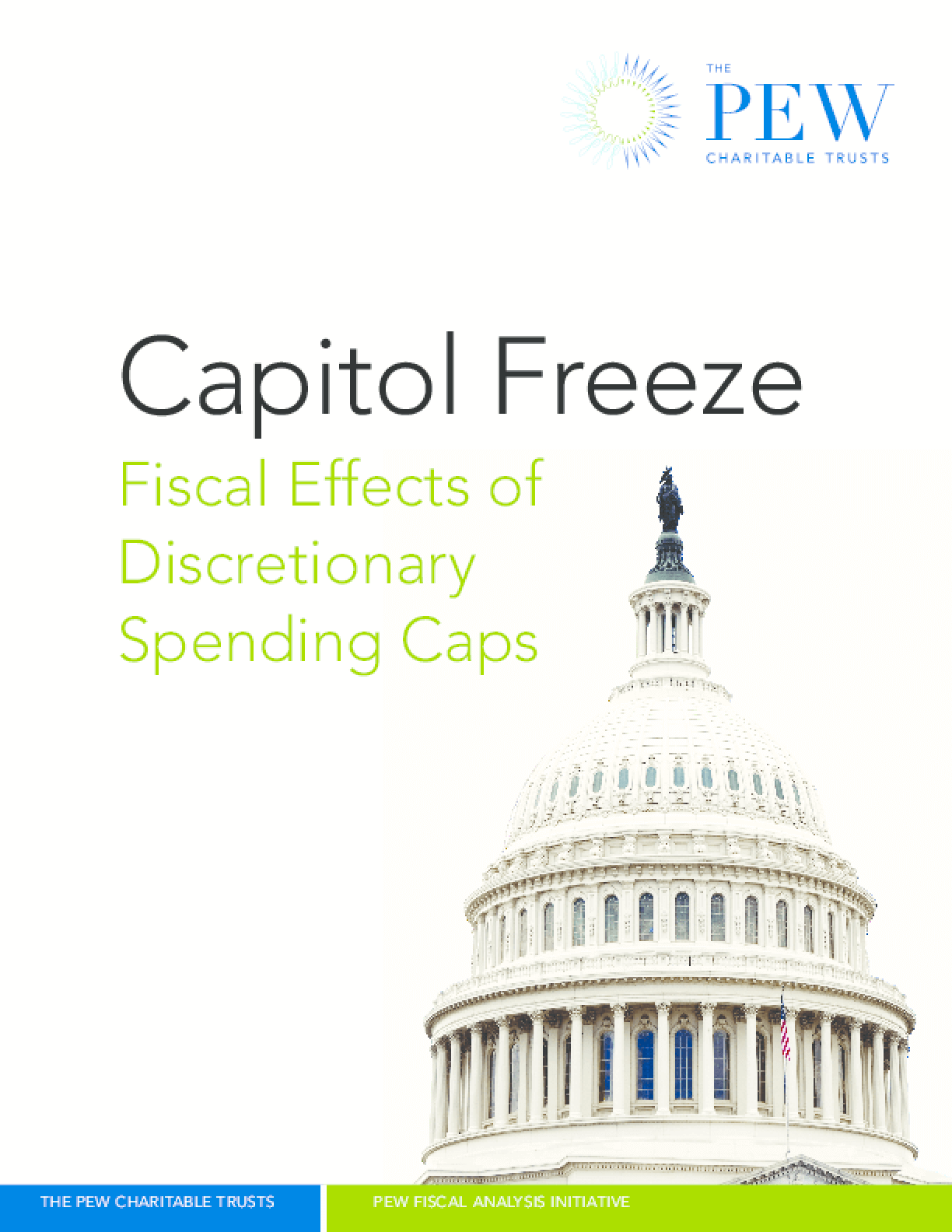 Capitol Freeze: Fiscal Effects of Discretionary Spending Caps