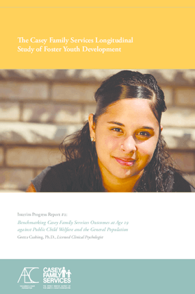 The Casey Family Services Longitudinal Study of Foster Youth Development