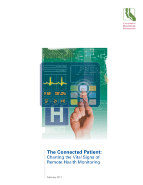 The Connected Patient: Charting the Vital Signs of Remote Health Monitoring