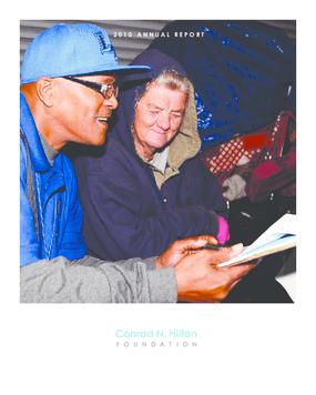 Conrad N. Hilton Foundation 2010 Annual Report
