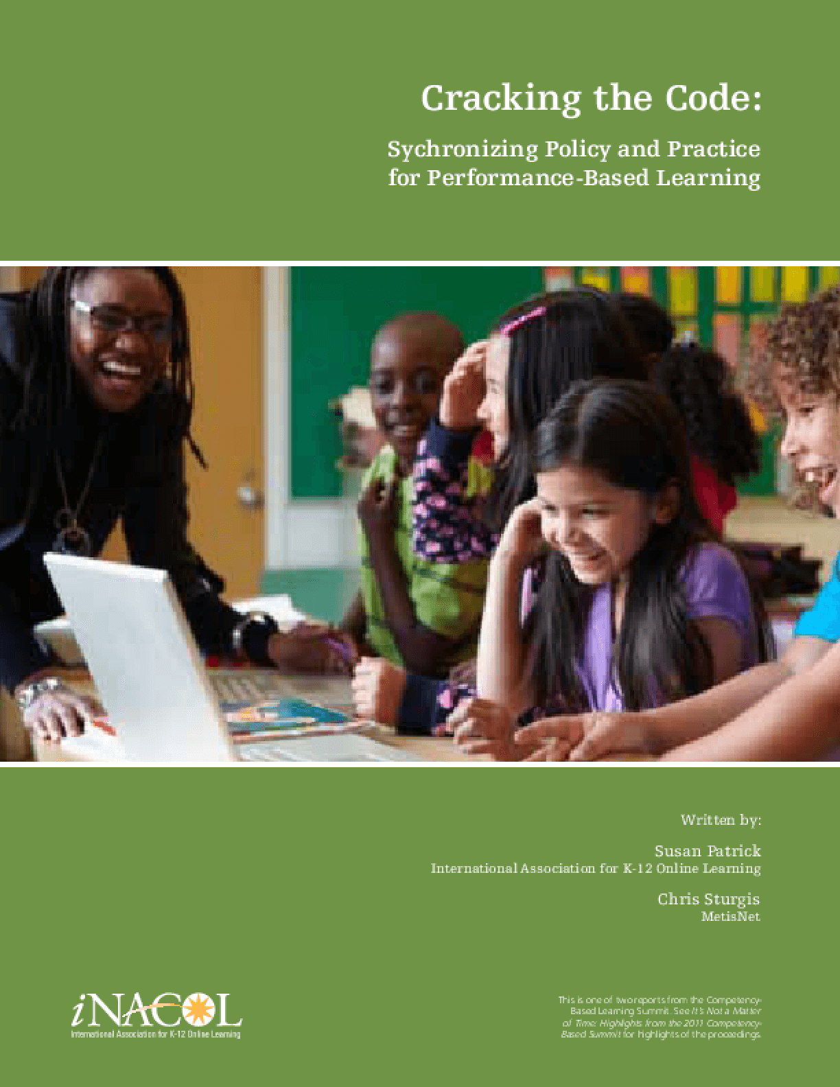 Cracking the Code: Synchronizing Policy and Practice for Performance-Based Learning