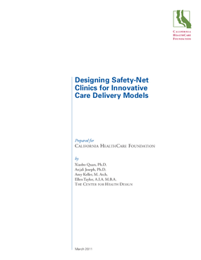 Designing Safety-Net Clinics for Innovative Care Delivery Models