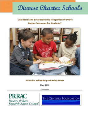 Diverse Charter Schools: Can Racial and Socioeconomic Integration Promote Better Outcomes for Students?