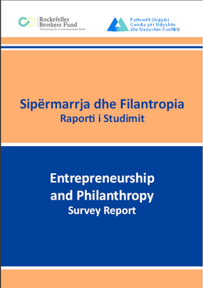 Entrepreneurship and Philanthropy Survey Report