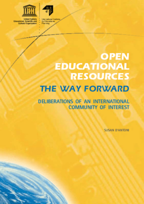 Open Educational Resources: The Way Forward