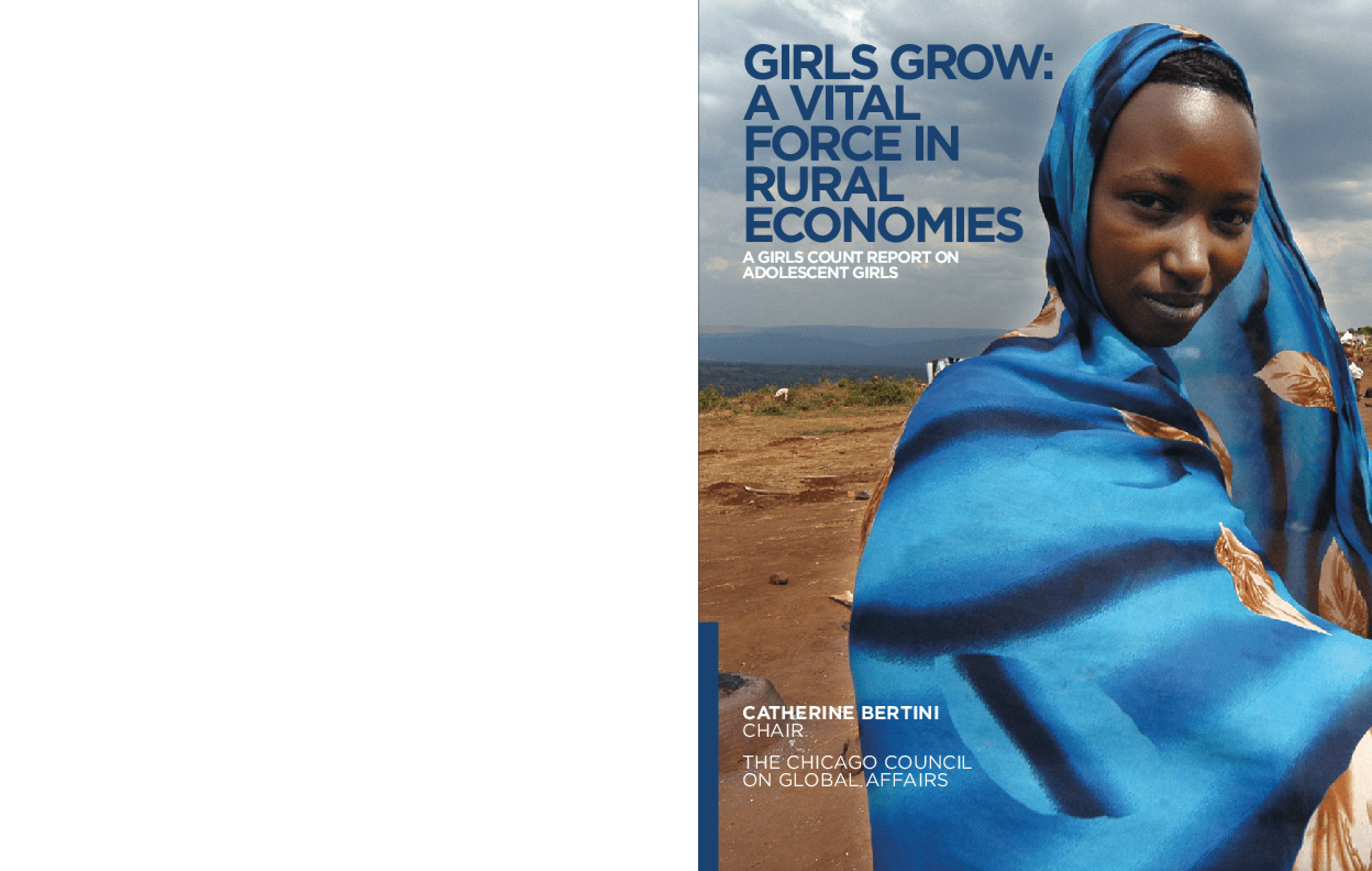 Girls Grow: A Vital Force in Rural Economies