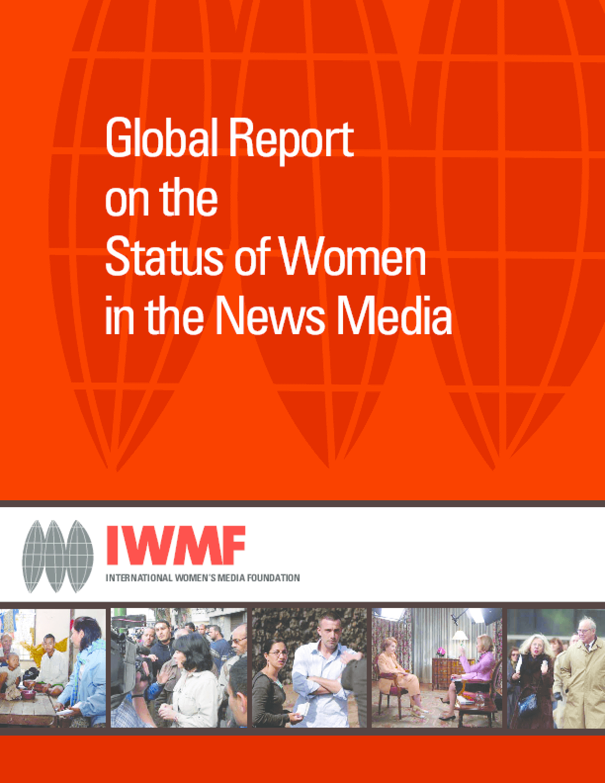 Global Report on the Status of Women in the News Media