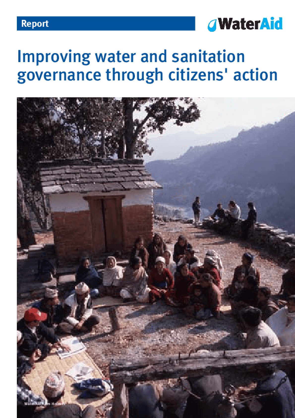 Improving Water and Sanitation Governance Through Citizens' Action