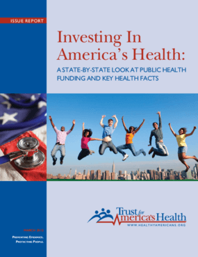 Investing in America's Health 2012: A State-By-State Look at Public Health Funding and Key Health Facts