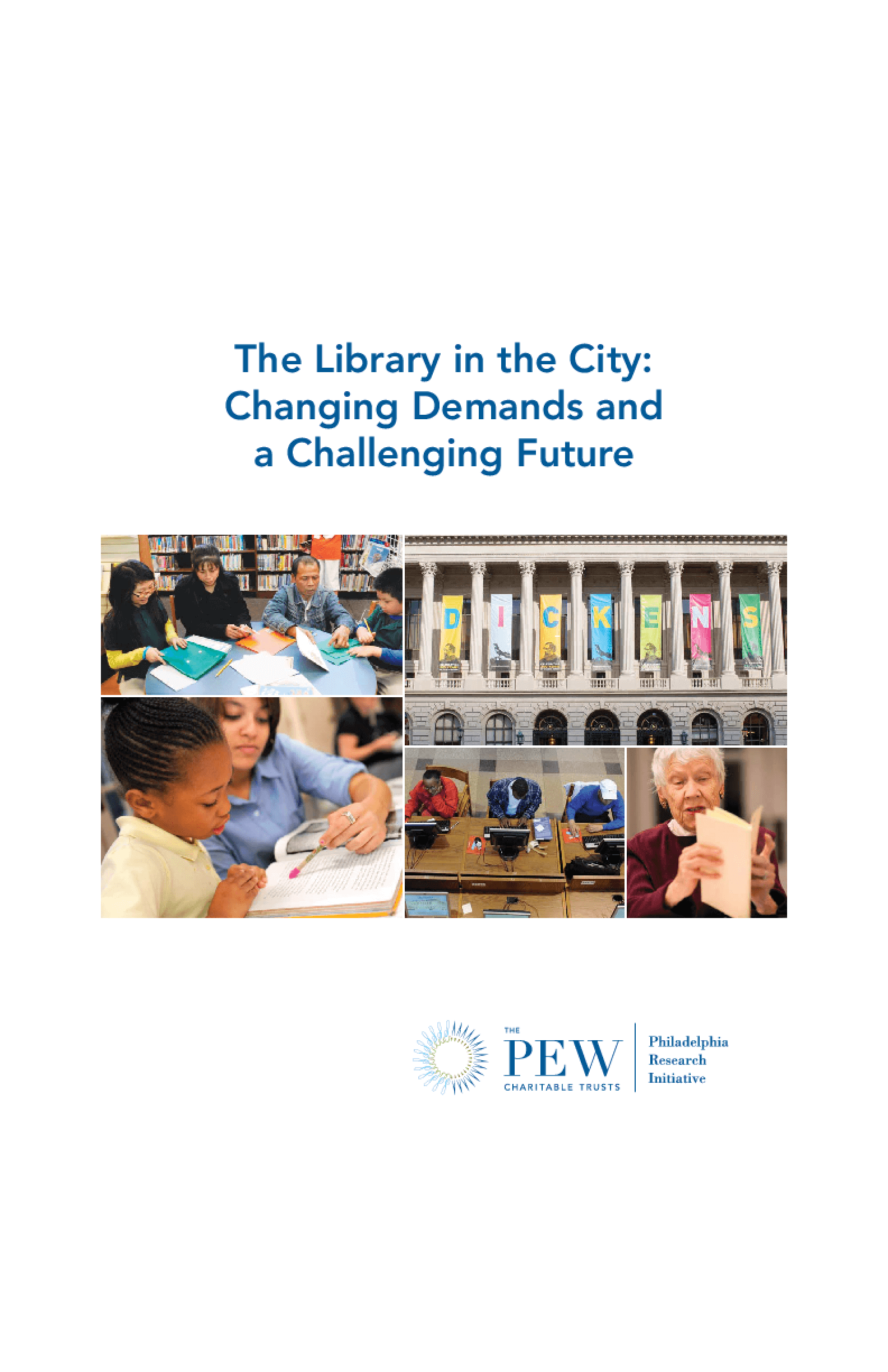 The Library in the City: Changing Demands and a Challenging Future