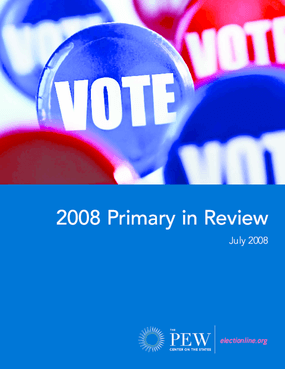 2008 Primary in Review