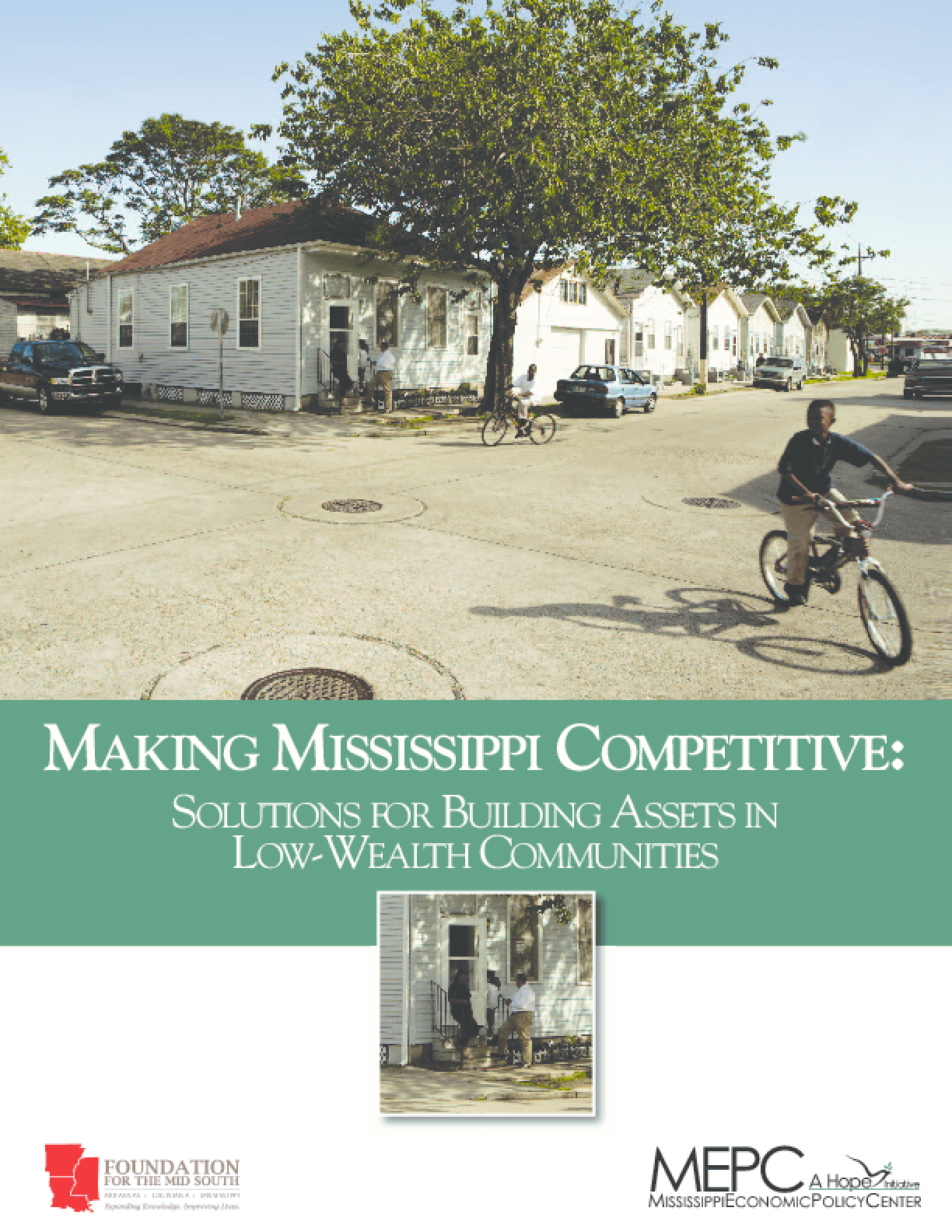 Making Mississippi Competitive: Solutions for Building Assets in Low-Wealth Communities