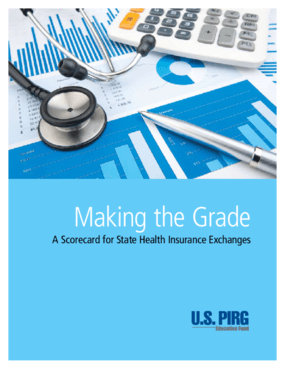 Making the Grade: A Scorecard for State Health Insurance Exchanges