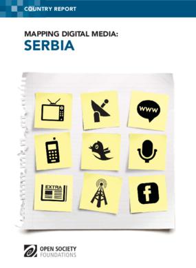 Mapping Digital Media: Serbia