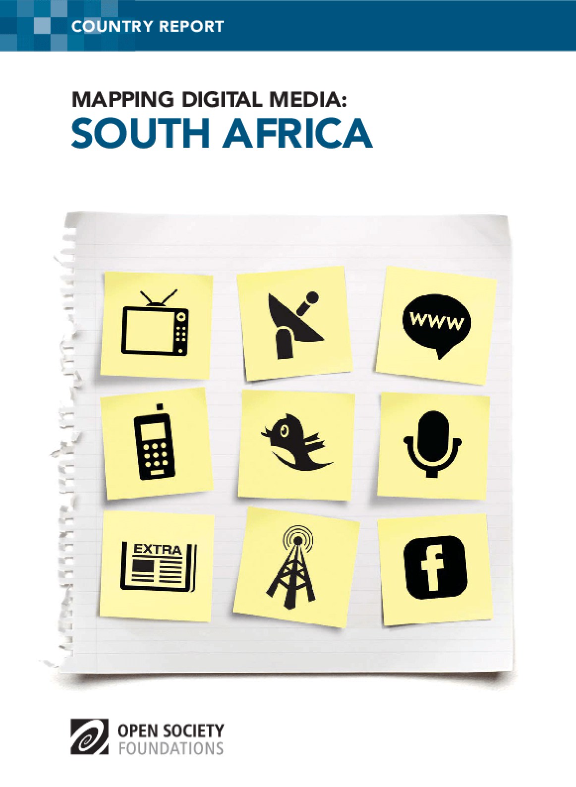 Mapping Digital Media: South Africa