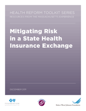 Mitigating Risk in a State Health Insurance Exchange