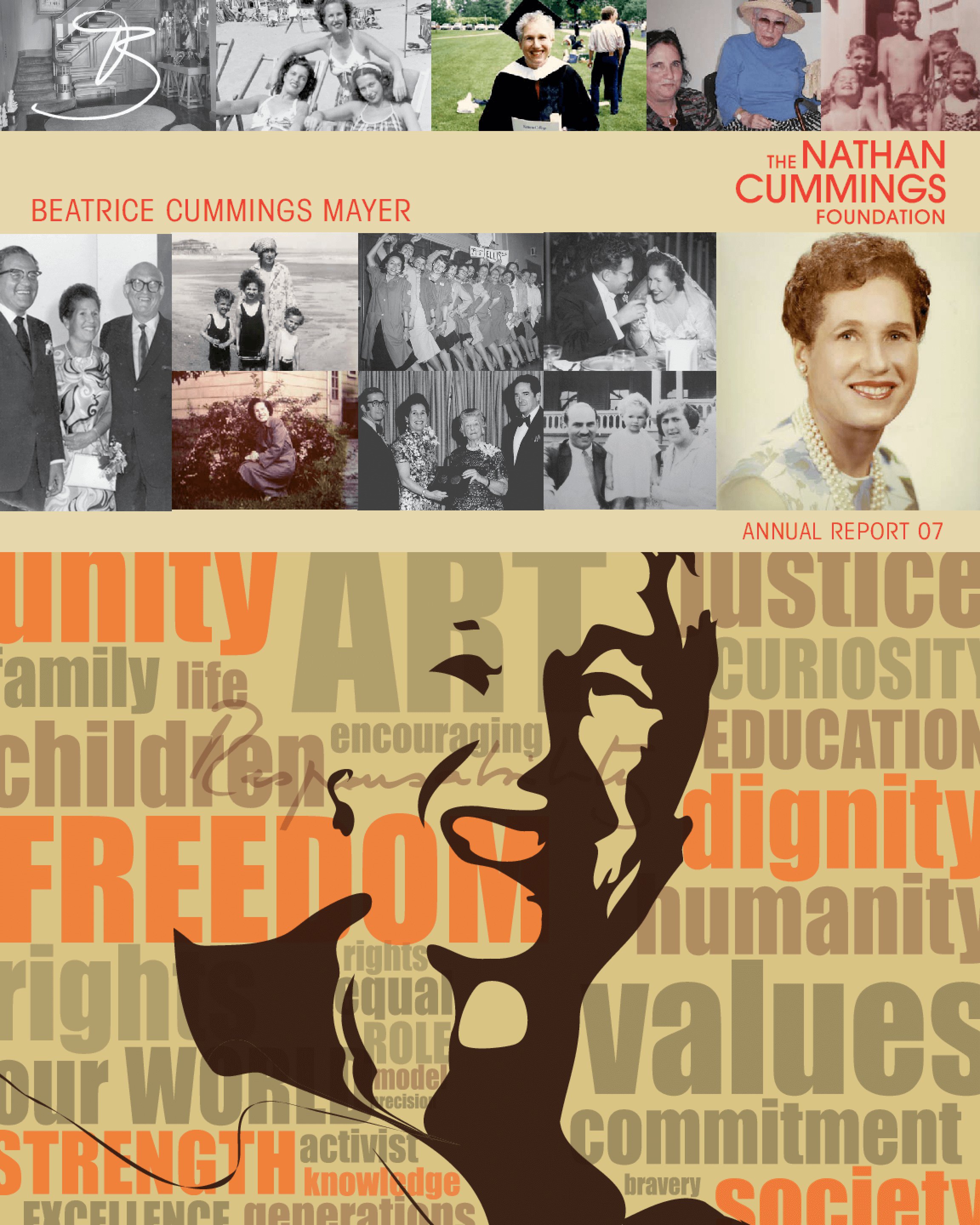 Nathan Cummings Foundation 2007 Annual Report