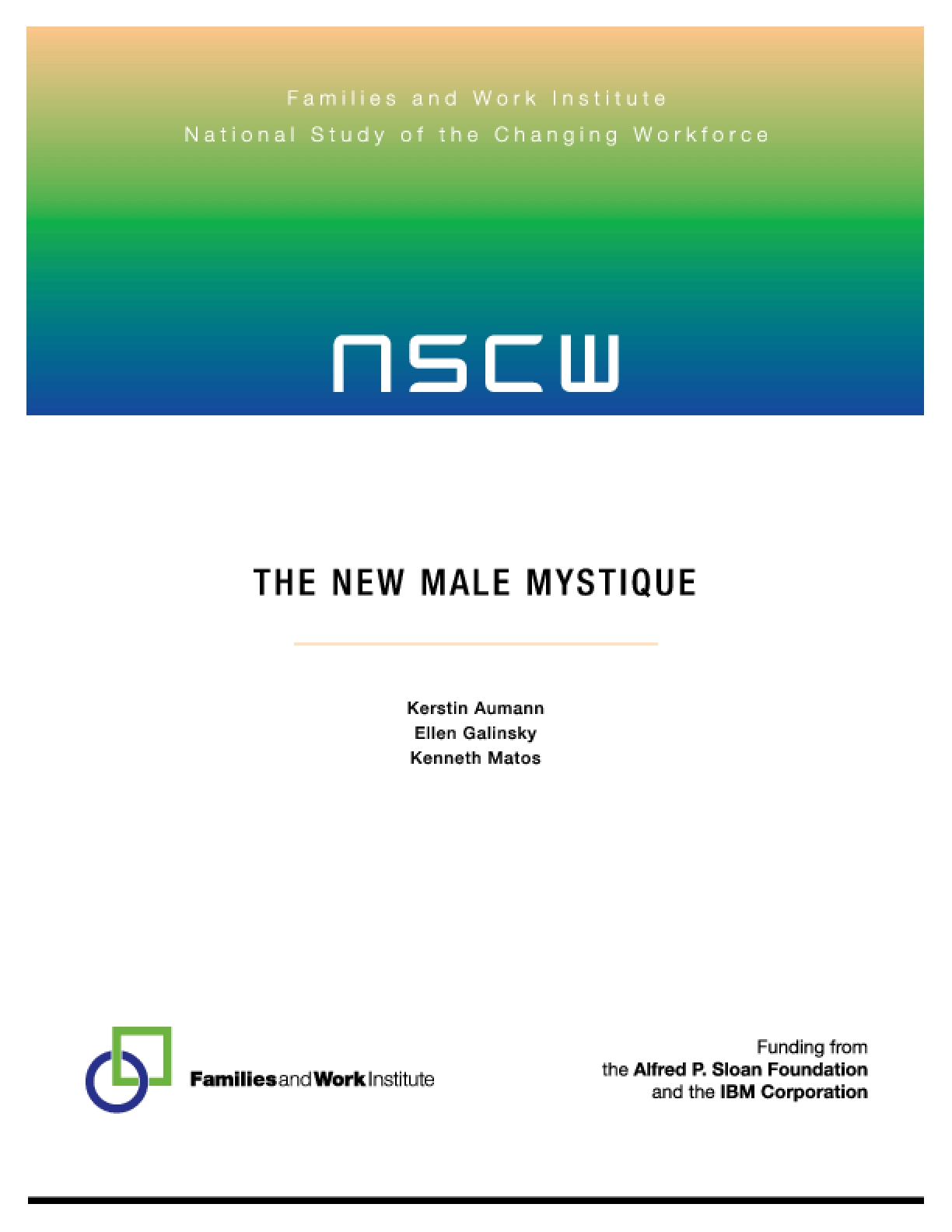The New Male Mystique