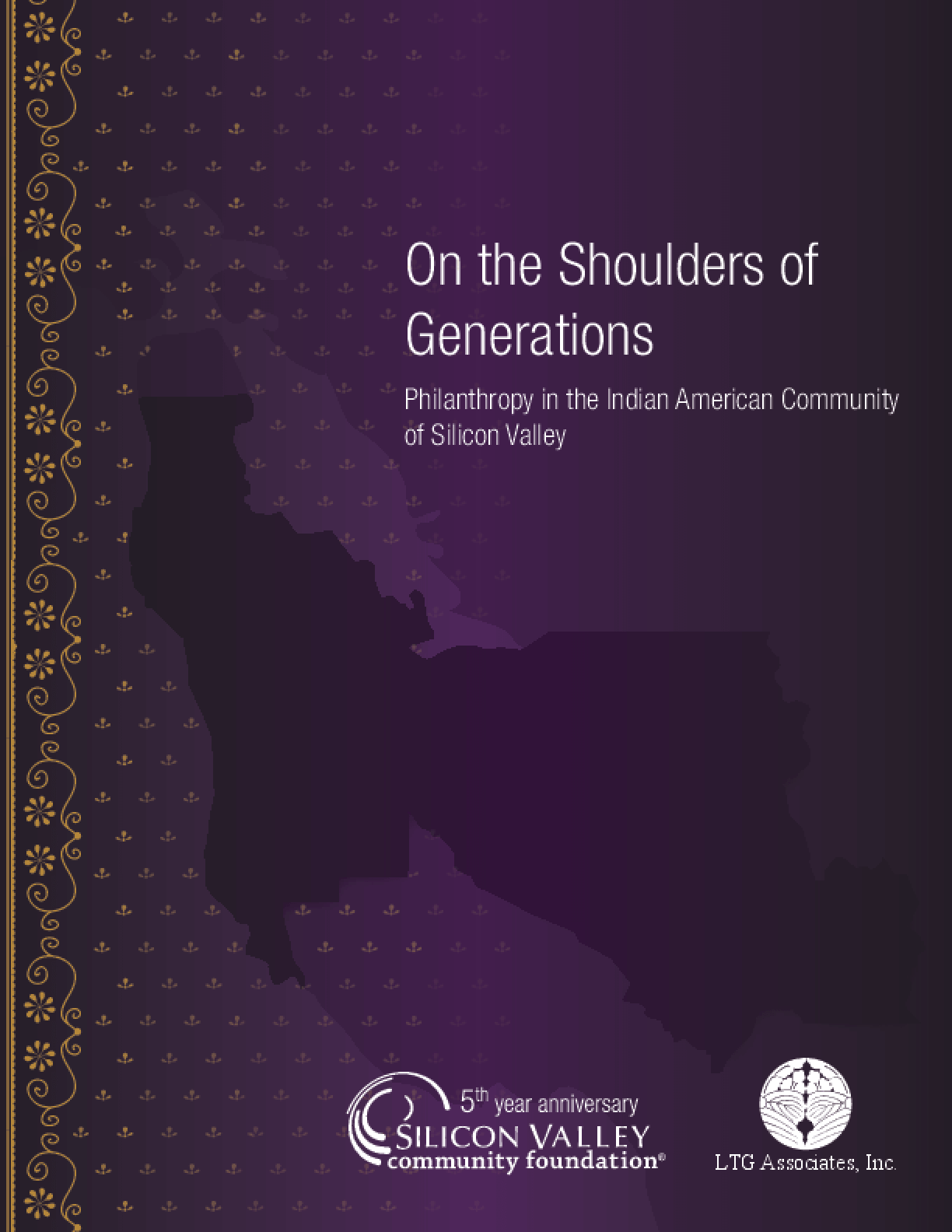 On the Shoulders of Generations: Philanthropy in the Indian American Community of Silicon Valley