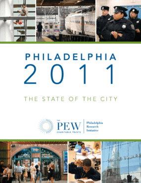 Philadelphia 2011: The State of the City