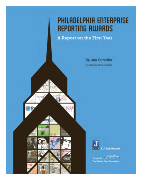 Philadelphia Enterprise Reporting Awards: A Report on the First Year
