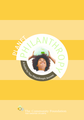 Planet Philanthropy: A Guide for Your Philanthropic Journey